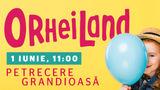 """""""ОрхейЛэнд"""" открывается 1 июня с исключительной программой ®"""