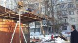 На Рышкановке возобновлены работы по демонтажу киосков
