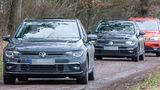 Дизайн нового Volkswagen Golf рассекретили до премьеры