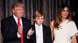 Офис Меланьи Трамп уведомил Секретную службу о призывах к похищению сына