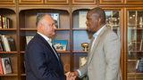 Игорь Додон провел встречу с послом США в Молдове
