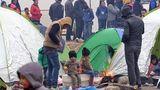 Мэр французского Кале запретила раздавать еду мигрантам