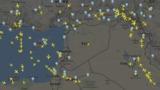 Небо над Сирией опустело: воздушные перевозки практически прекратились