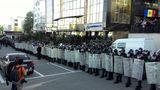 Полицейским, защищавшим офис Плахотнюка, дали премии на 7 млн