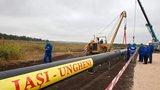 Газопровод Яссы-Унгены обещают провести до Кишинева за 1,5 года