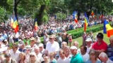 В Кишинев завершился гражданский протест против изменения избирательной системы