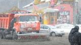 Мэрия Кишинева просит водителей стать пешеходами из-за снегопада