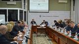 Министр финансов и глава НБМ провели встречу с представителями ЕС