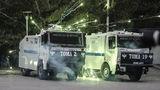 Эрдоган подарил властям Молдовы спецмашины для борьбы с протестующими