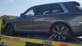 В Молдову привезли еще один самый дорогой внедорожник Rolls-Royce