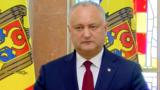 Додон заявил, что готов распустить парламент в предстоящие две недели
