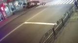 Камеры сняли момент наезда мажорки на Lexus'e на пешеходов в Харькове