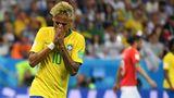 Бразильские СМИ раскритиковали Неймара за матч со сборной Швейцарии