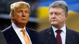 В Киеве рассказали, когда состоится встреча Порошенко и Трампа