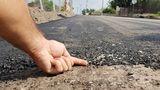 Ремонт дорог во Флорештском районе возмутил местных жителей