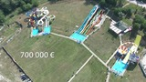 Аквапарк в селе Сочитень был открыт на деньги наркоторговцев