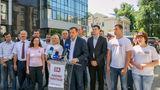Нэстасе обещает снять барьеры, установленные незаконно в Кишиневе
