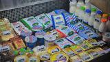 ANSA отозвало из продажи не соответствующую требованиям молочку