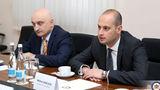 საგარეო საქმეთა მინისტრი ჟენევის საერთაშორისო მოლაპარაკებების თანათავმჯდომარეებს შეხვდა