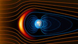 В магнитном поле Земли произошёл крупный взрыв