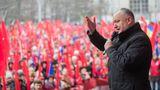 Социалисты приняли резолюцию о создании президентской республики