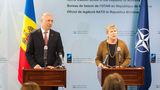 В Кишиневе состоялось открытие Бюро связи НАТО