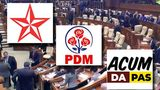Опрос: на досрочных выборах в парламент пройдут три политические силы