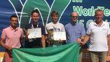 Теннисист Илие Сницарь победил в международном турнире «J5 Chisinau»