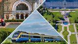 ЖДМ запускает дополнительный рейс поезда Кишинев – Яссы
