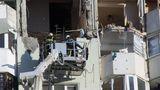 Семьи, пострадавшие от взрыва, получили финансовую помощь от профсоюзов