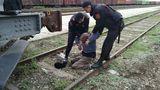 Замглавы ГИП просит помощи в опознании мужчины, найденного в Бельцах