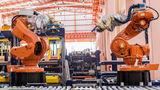 Роботы в 2017 году заменили часть сотрудников в 12% британских компаниях