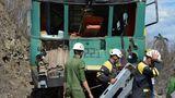 კუბაში სარკინიგზო კატასტროფის შედეგად 6 ადამიანი დაიღუპა და 50 დაშავდა