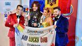"""Додон поблагодарил DoReDos и Филиппа Киркорова за успех на """"Евровидении"""""""
