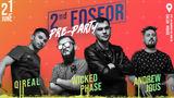 Конкурс диджеев Fosfor завершится на второй Pre-Party вечеринке