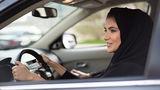 В Саудовской Аравии женщинам впервые разрешили водить автомобиль