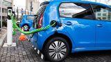 В столице установлены 10 зарядных устройств для электромобилей