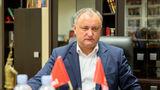 ПКРМ не признает Додона президентом Молдовы