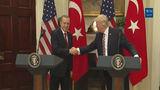 აშშ თურქეთს ტერორიზმის წინააღმდეგ ბრძოლაში მხარს დაუჭერს