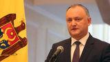 Додон: Молдова продолжит сотрудничество в рамках СНГ