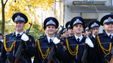 145 студентов академии МВД имени Штефана чел Маре принесли присягу