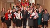 Президент в канун 8 марта присвоил награды выдающимся женщинам Молдовы