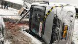 Imagini dramatice de la locul accidentului din România