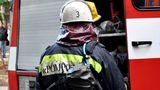 Поджог и забывчивость — причины двух пожаров в Бельцах