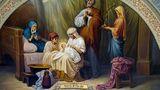 Десятки сел отметили храмовый праздник Рождество Пресвятой Богородицы