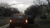 Курьёз на дороге в Кишиневе: один потерял, другой нашел