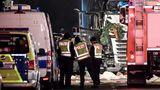Полиция Берлина призвала жителей города не выходить на улицу