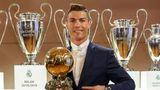 Balonul de aur 2017: Cristiano Ronaldo, marele favorit