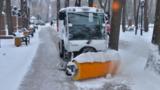 Правительство помогает примэрии Кишинева в расчистке улиц и уборке снега