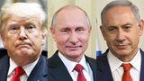 Израиль предложил Путину и Трампу план по сирийскому урегулированию